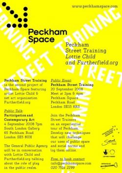 Peckham Street Training